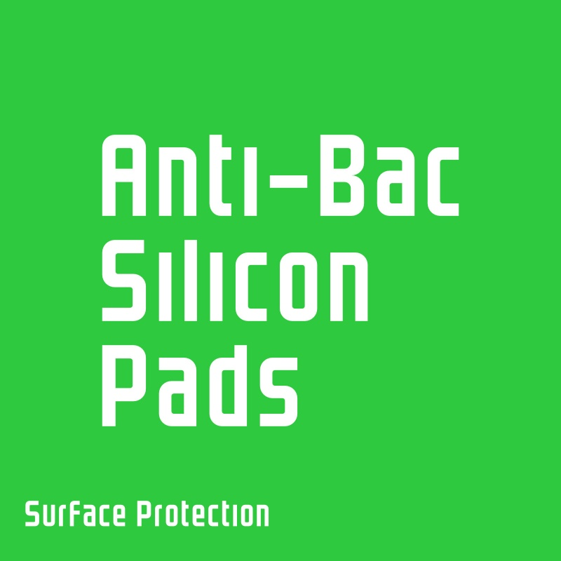 Anti-Bacterial Silicon Contact Pad - Self Adhesive