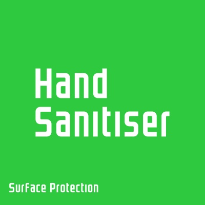 Hand Sanitiser Refill - 75%+ WHO Formulation