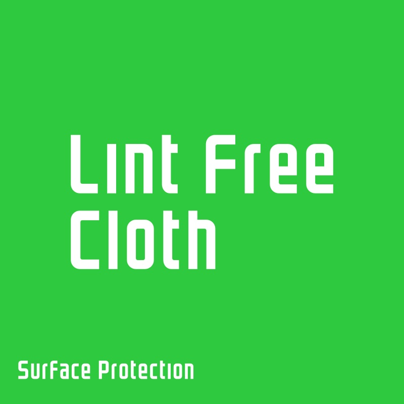 Lint Free Cloth Towel