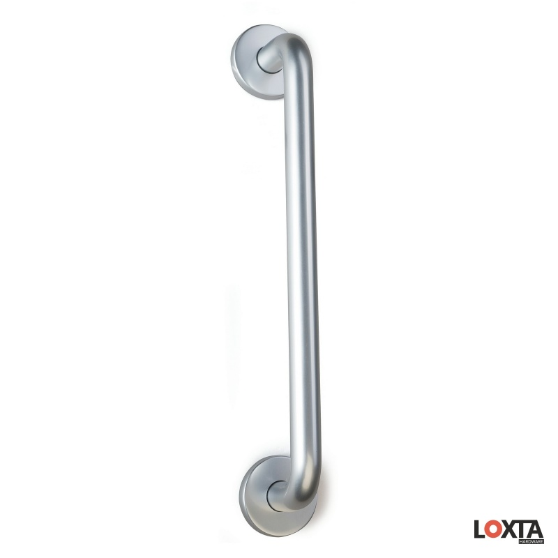 PR34510 19mm Pull Handle on Rose Upgrade Kit, Aluminium