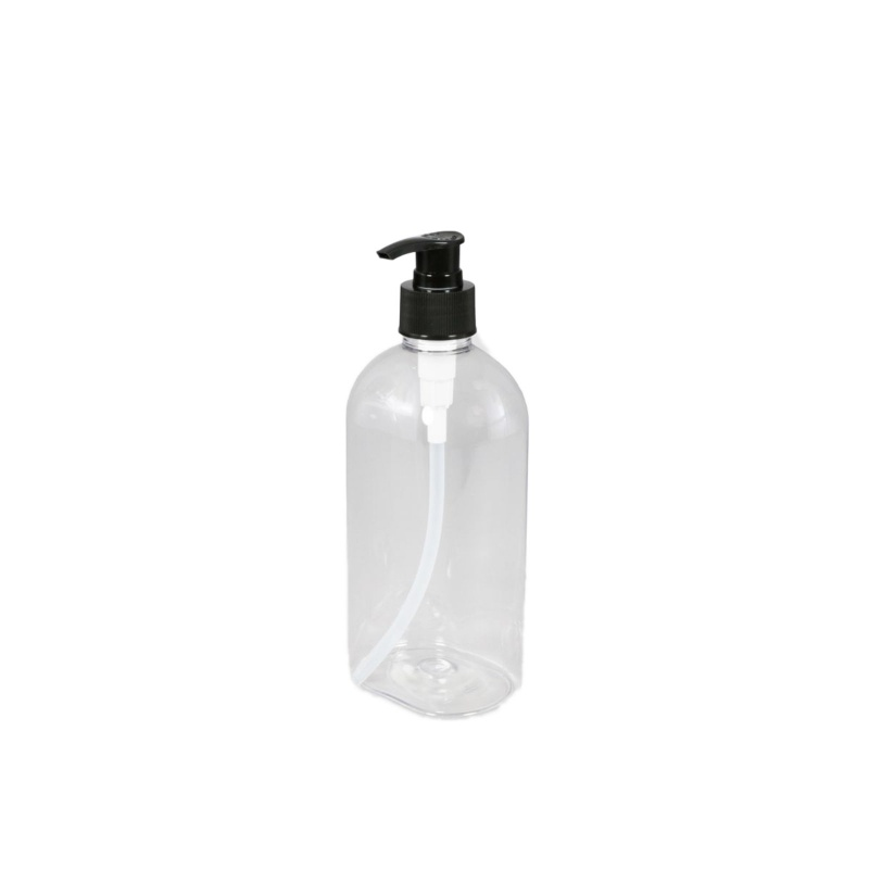 Plastic Dispensing Bottle with Pump Head (Empty)