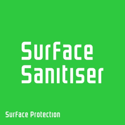 Rapid Surface Sanitiser - Standard & Portable Versions