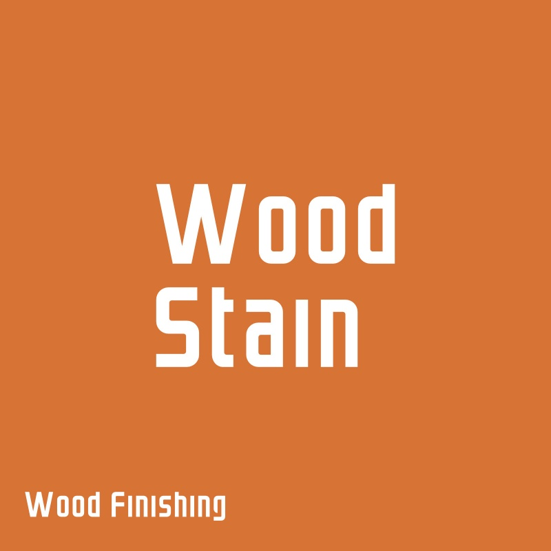 Water Based Wood Stain & Wood Dye