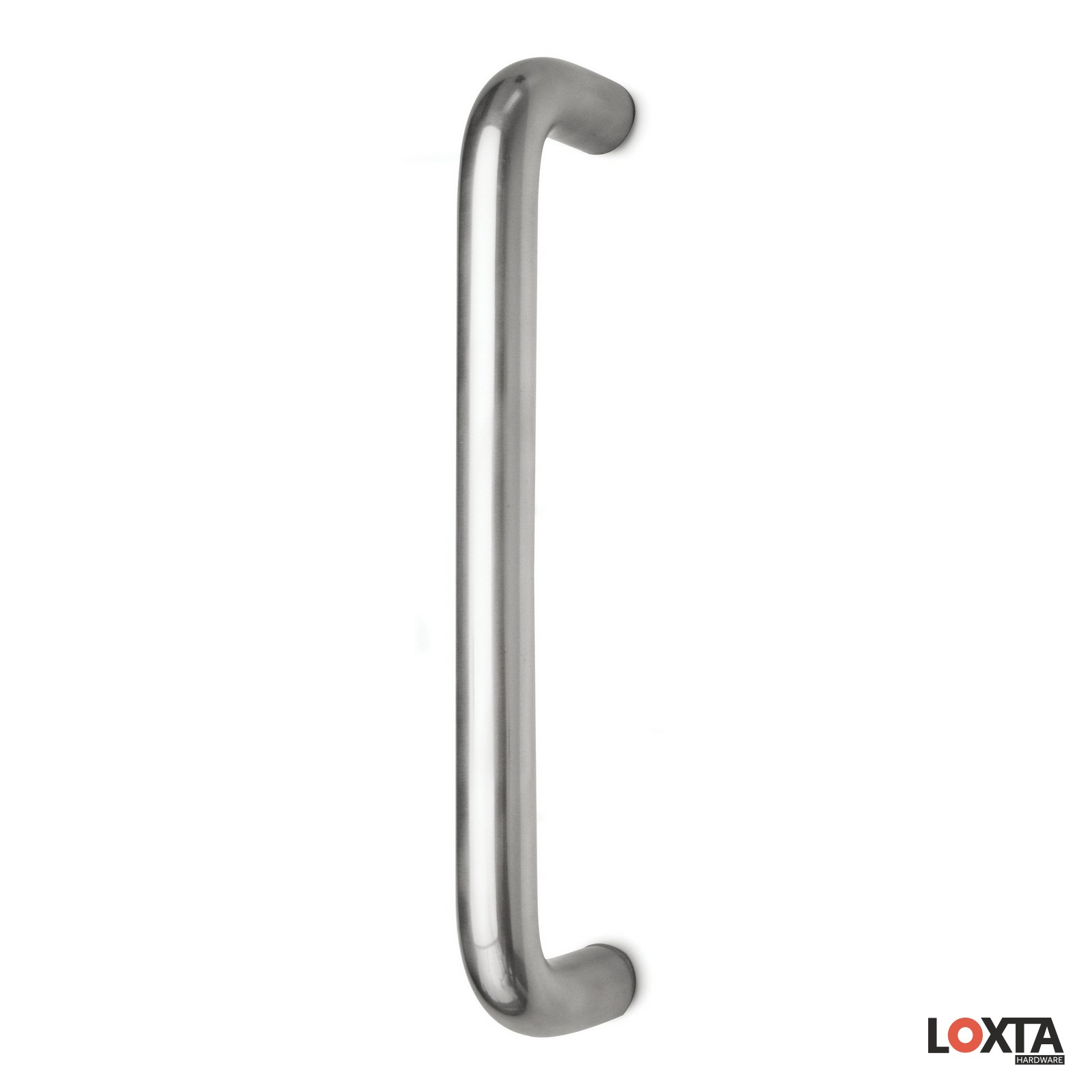 PR32013 25mm Dia Bolt Through Pull Handles, Stainless Steel, 225-600mm