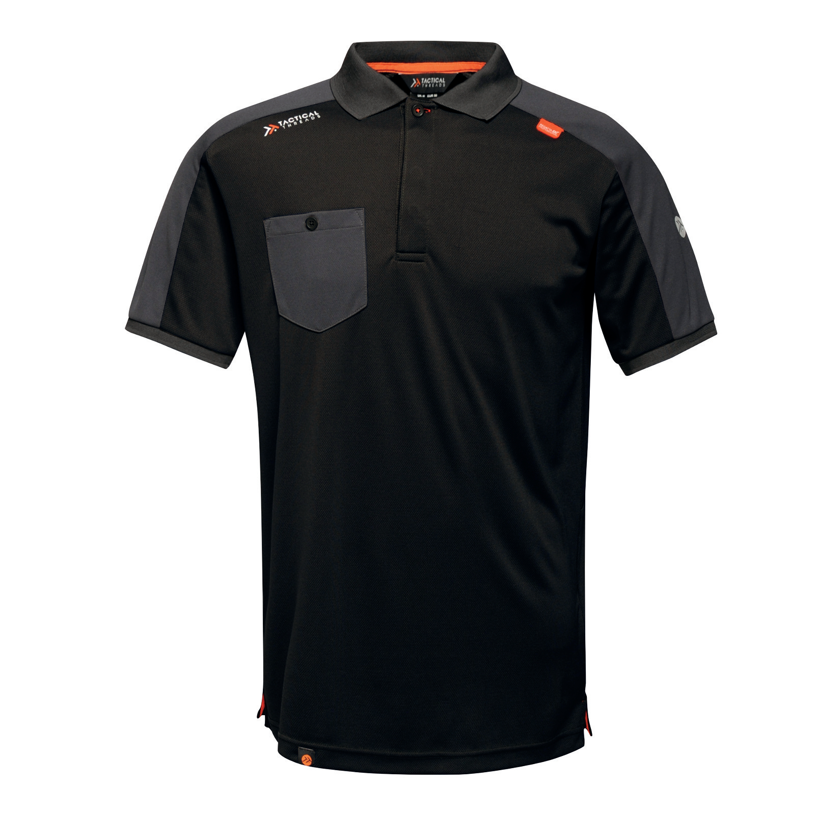 Offensive Wicking Polo T-Shirt, Tactical Threads